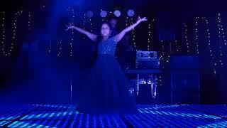 6 year old dancing, everyone's cute little darling performing on Telugu song inkem inkem