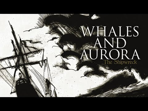 WHALES AND AURORA - The Shipwreck (2012) Full Album Official (Post-metal)