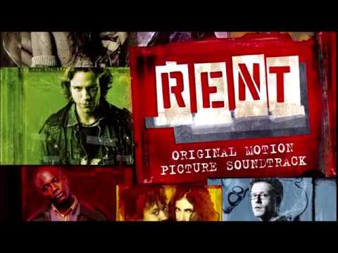RENT - La Vie Boheme A+B Lyric Video