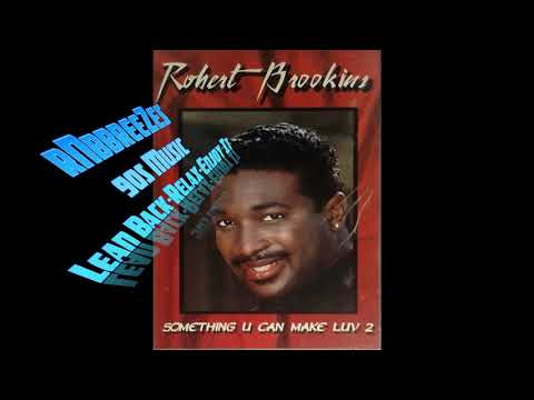 Robert Brookins - Make It Alright 1995