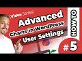 Charts in WordPress: Front-End User Settings [VIDEO #5]