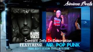 Sinima Beats: Hearing Voices with Hook ft. Mr. Pop Punk DOWNLOAD IN DESCRIPTION