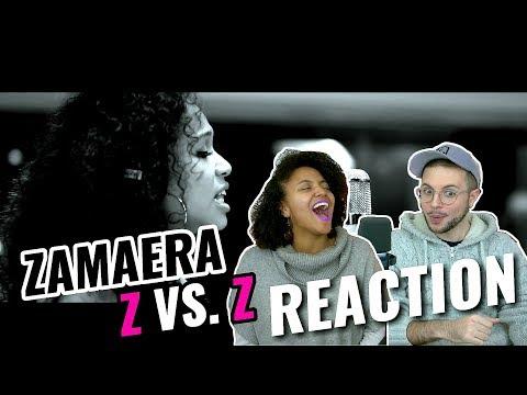 Zamaera - Z vs Z | REACTION