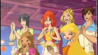 Winx Club Season 4 Episode 14: 7 The Perfect Number! RAI English FULL EPISODE