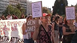 Greek government changes definition of rape after initial draf…