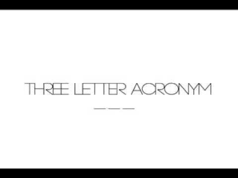 Three Letter Acronym video lookbook