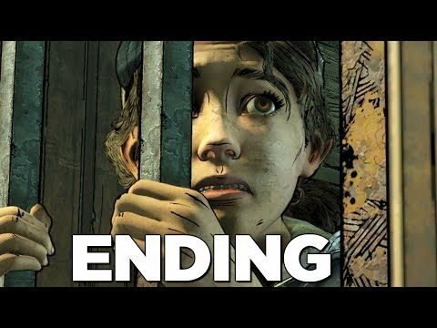 THE WALKING DEAD THE FINAL SEASON EPISODE 3 ENDING - Walkthrough Gameplay Part 4 (Season 4)