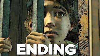 THE WALKING DEAD THE FINAL SEASON EPISODE 3 ENDING - Walkthrough Gameplay Part 4 (Season 4)