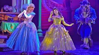 [4K]  Mickey & the Magician  2019 - Walt Disney Studios Park - Disneyland Paris