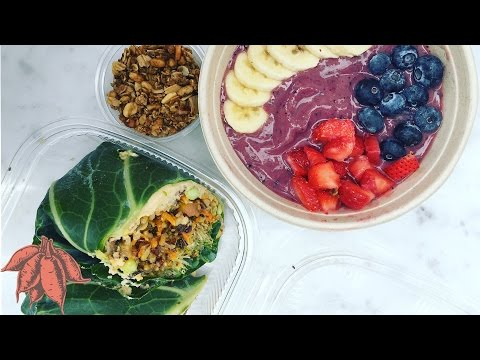 Vegan Travel 48 Hours in DC