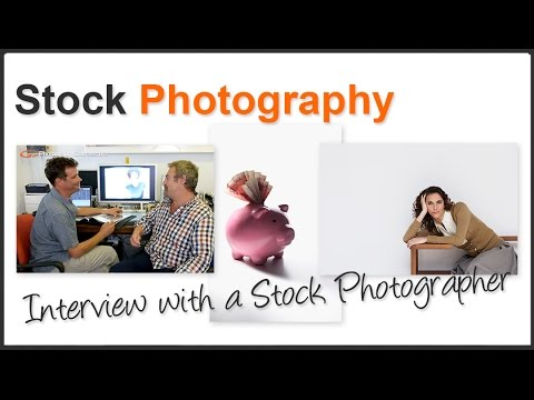 Photography Tips: Interview with a stock photographer