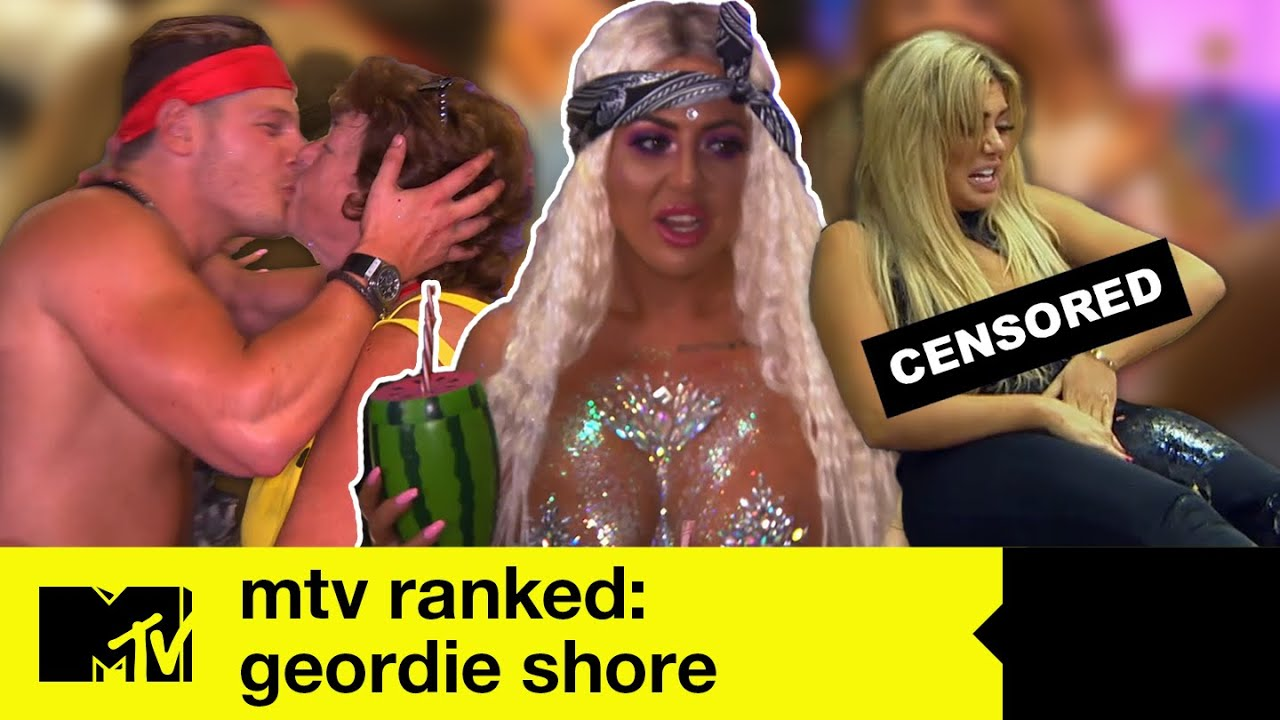 Top 3 Most Mortal Geordie Shore Moments   Geordie Shore