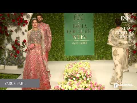 Fashionweek: Jademodels Buket at New Delhi Couture Week 2016