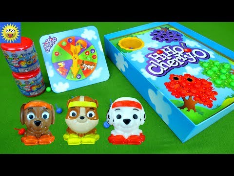 Paw Patrol Toys Learning Video Games for Kids Teaching Counting to 10 Colors Mashems Toddlers Video