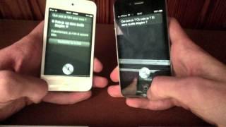 Lorsque SIRI rencontre SIRI (When Siri meets Siri #2)