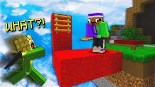 LADDER Trapping in Bedwars