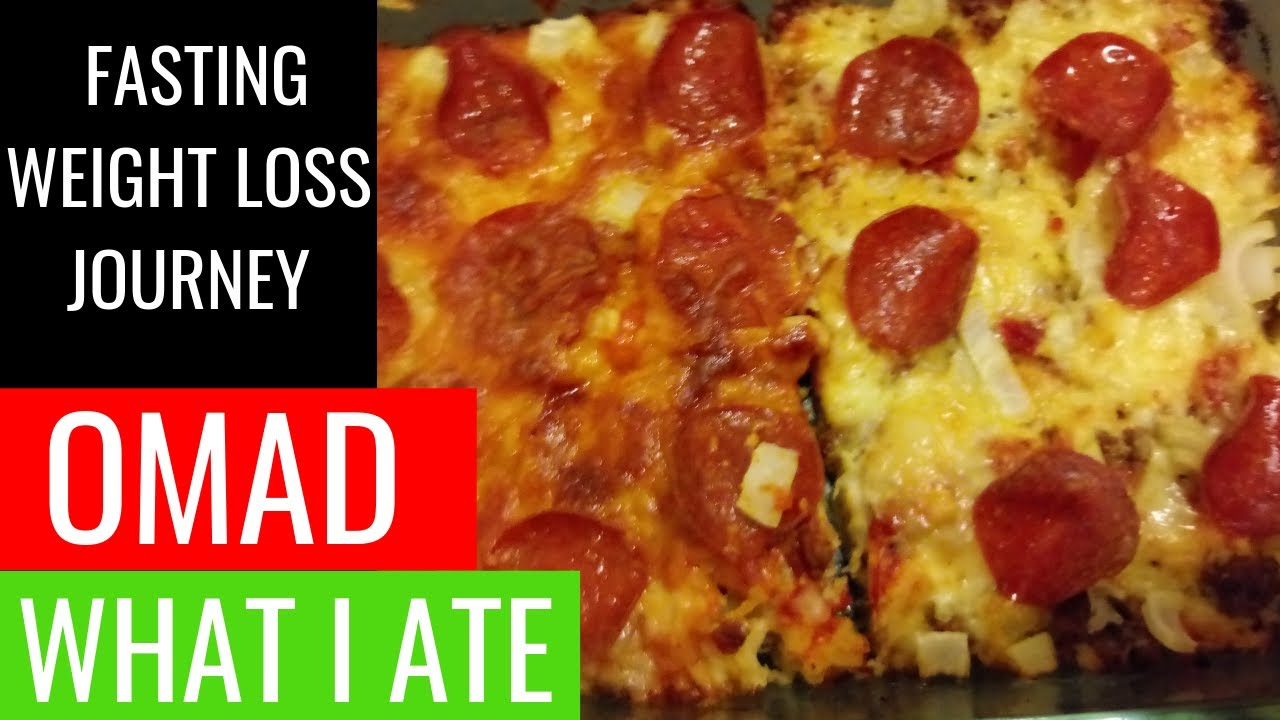Low Carb OMAD Diet To Lose Weight Results | Fasting Weight ...