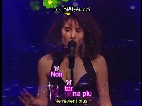 Nostalgia Cinema (Yêu anh lần đầu) - Phụ đề karaoke Ý-Việt-Pháp