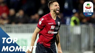 Pavoletti scores twice to bag home victory | Cagliari 2-1 Parma | Top Moment | Serie A