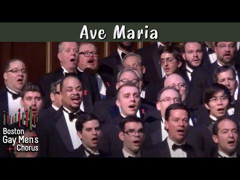 Ave Maria - Boston Gay Men's Chorus
