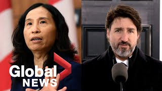Coronavirus: Trudeau, ministers discuss Canada's readiness for possible COVID-19 vaccine | FULL
