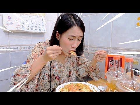 EAT DAY with MayyR เมอาพากินแหลก!!!  EP.4