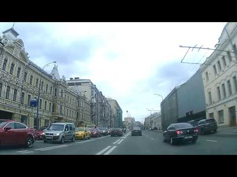 The YouTube Videos - Moscow today big road trip through Moscow - HD - Dashcam doku from Russia