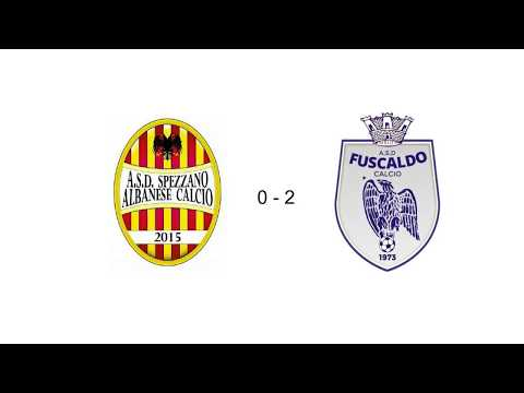 Spezzano Albanese - Fuscaldo Calcio 1973 (Highlights)