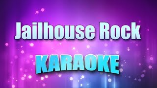 Presley, Elvis - Jailhouse Rock (Karaoke & Lyrics)