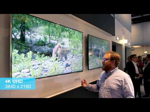 What is 4K UHD Television?