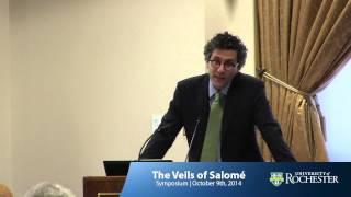 """Josephus on Salomé and Her Times"" - Aaron Hughes"