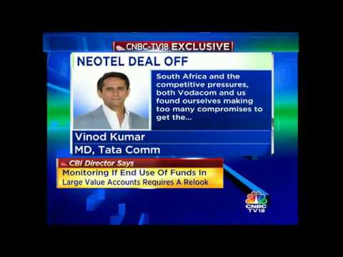 Tata Communications Calls Off Neotel Sale