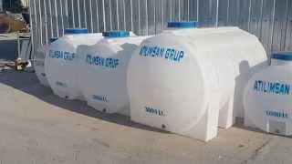 Polietilen Su Depoları