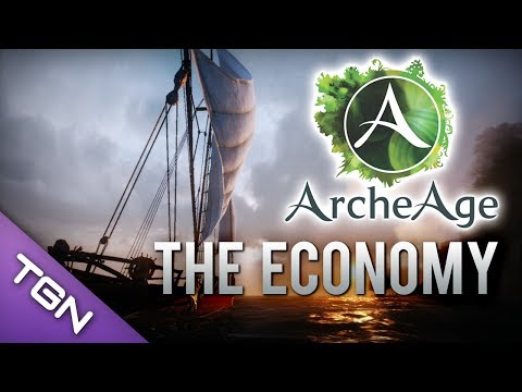 ArcheAge : The Economy - Everything You Need To Know