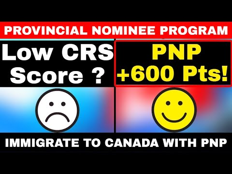 BEST WAY TO GET CANADA PR VISA - PROVINCIAL NOMINEE PROGRAM | PNP OINP Express Entry