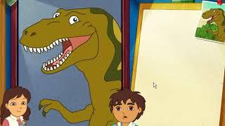 Diego's Dinosaur Rescue