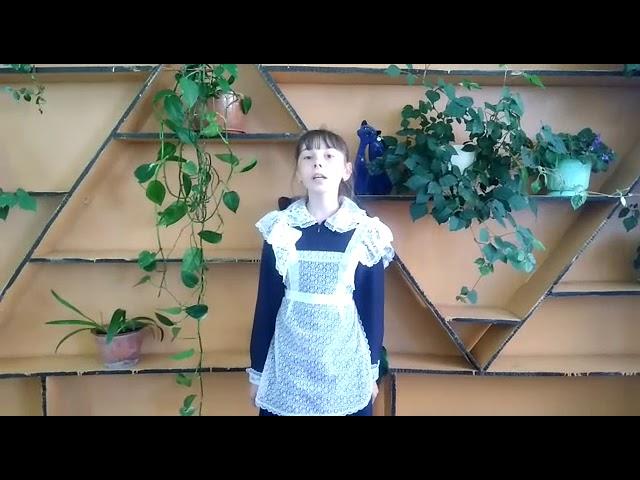 Изображение предпросмотра прочтения – ИринаЛавриненко читает отрывок изпроизведения «Вишня» А.С.Пушкина