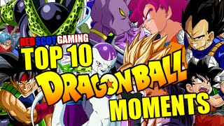 RSG's Top 10 DRAGONBALL Moments