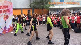 Download 190317 [Fancam]What You Waiting For - Z-GIRLS In HO CHI MINH CITY VIET NAM  #ZSTAR #ZGIRLS Mp3