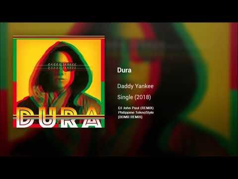 Dura BombMix140 Dj JohnPaul DaddyYankee
