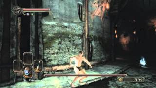 Dark Souls II - SL1 - Executioner