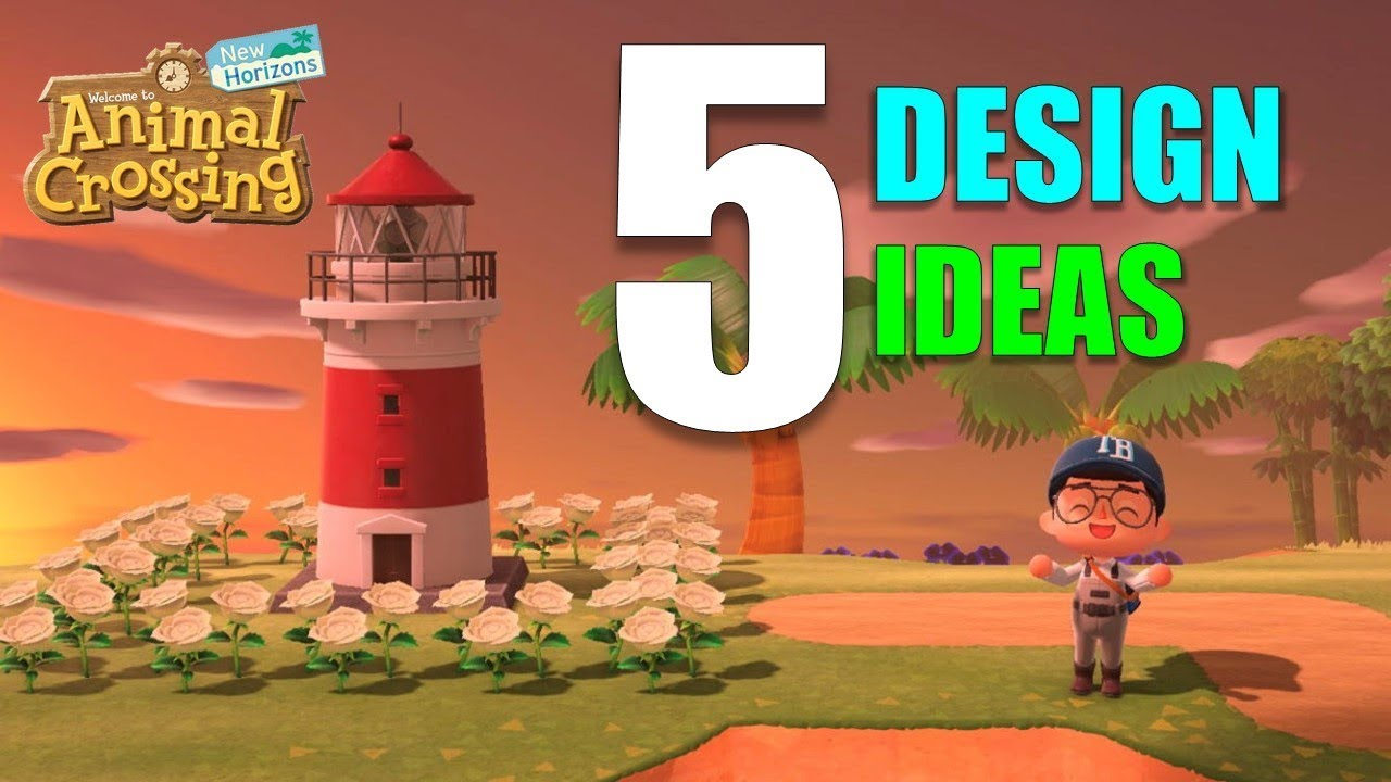 5 Design Ideas For Your Island Animal Crossing New Horizons