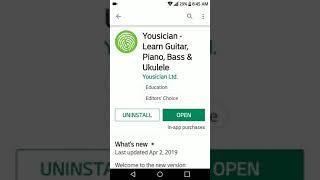 Yousician - Learn Guitar, Piano, Bass & Ukulele Mod Preview Video