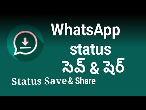 How To Share Whatsapp Status Videohow To Save Whatsapp Status Video In Gallery