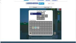 Como haser Algunos materiales en mine blocks! Simple