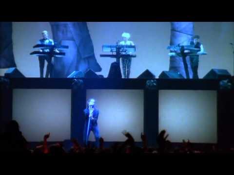 Depeche Mode - Halo  Devotional tour  HD 3D