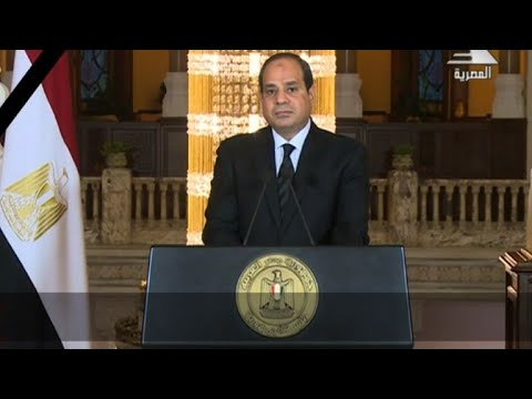 Egypt's Sisi vows 'brutal' response to mosque attackers