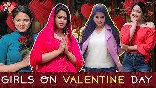 GIRLS ON VALENTINE DAY    Sibbu Giri