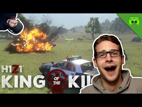 ARTILLERIE  🎮 H1Z1 King of the Kill #41