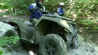 RANDO avec 10 quads dans la Marne parti 2/2